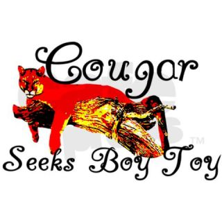 40Th Birthday Gifts  40Th Birthday Wall Decals  Cougar Seeks Boy