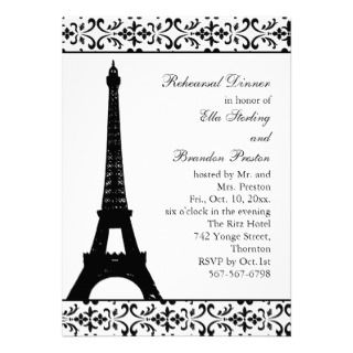 res Paris Rehearsal Dinner (whie) by preyfancyinvies