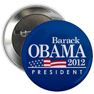2012 Gifts  2012 Buttons  Barack Obama 2.25 Button