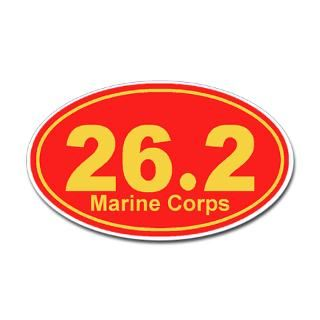 26.2 Marine Corps Decal for $4.25