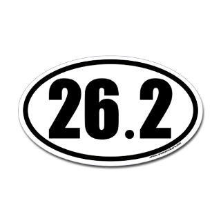26.2 Oval Car Sticker  Grab Bag  OvalStickers.net
