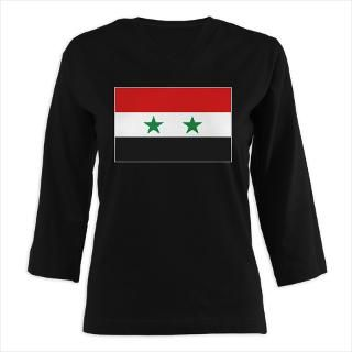 syria 3 4 sleeve t shirt dark $ 34 99