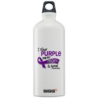 Wear Purple 42 Lupus Sigg Water Bottle for $32.00
