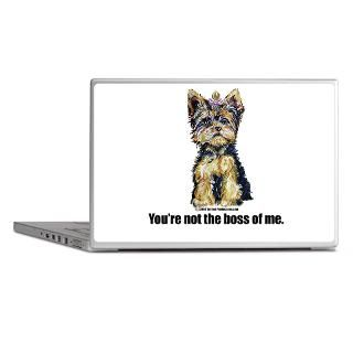 Yorkshire Terrier Laptop Skins  HP, Dell, Macbooks & More