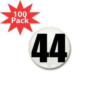 Barack Obama   44 Mini Button (100 pack) for $125.00