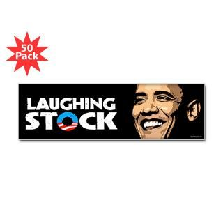 Laughing Stock Sticker (Bumper 50 pk)