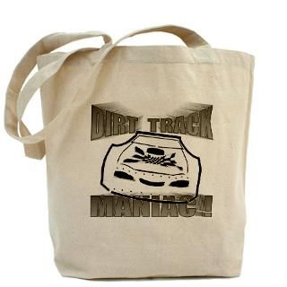 Dirt Track Racing Bags & Totes  Personalized Dirt Track Racing Bags