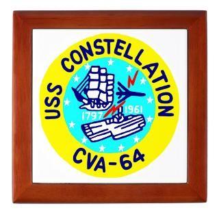 USS Consellaion (CVA 64)  USS Consellaion (CVA 64)