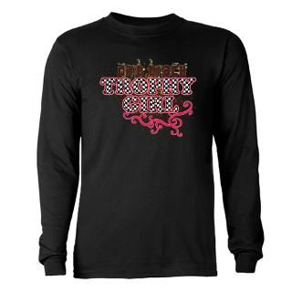 DIRT TRACK Trophy Girl  RaceFashion Auto Racing T shirts and