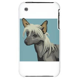 Chinese Crested iPhone 3G Hard Case