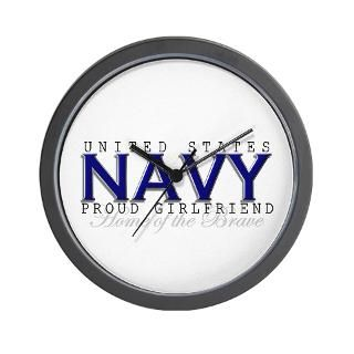 United States Navy Clock  Buy United States Navy Clocks