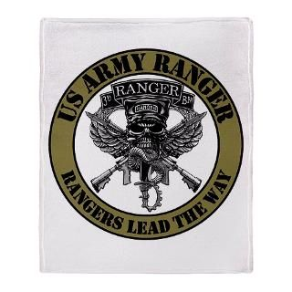 Custom US Army Ranger Stadium Blanket for $74.50