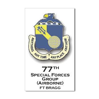 77th Special Forces Group (Airborne)   Ft Bragg  Special Forces
