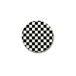 Black And White Checkered Gifts & Merchandise  Black And White