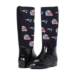 New England Patriots The Enthusiast II Rain Boots for $84.99