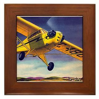 Airplane Framed Art Tiles  Buy Airplane Framed Tile