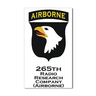 265th Radio Research Co (Airborne), 101st Airborne