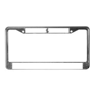 Alice In Wonderland License Plate Frame  Buy Alice In Wonderland Car