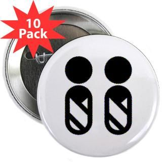 TWINS SYMBOL 2.25 Button (100 pack)