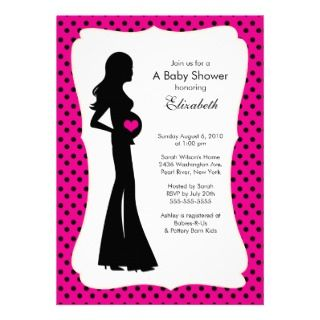 Hot Mom Invitations, 65 Hot Mom Announcements & Invites