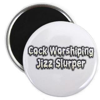 Cock worshiping jizz slurper  Extreme Fetish BDSM T shirts