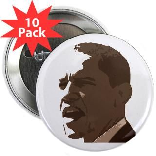 Barack Obama in Many Colors  President Campaign 12 Stickers, Shirts