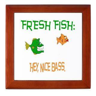 Fresh fish : Funny Animal T Shirts