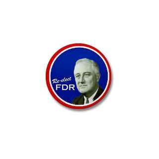 Franklin Roosevelt Button  Franklin Roosevelt Buttons, Pins, & Badges