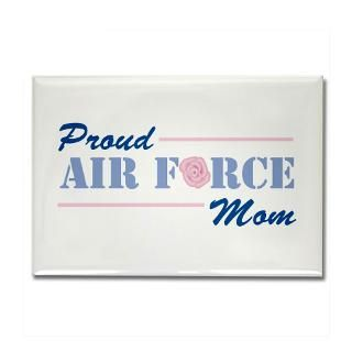Proud Air Force Mom Mini Button (100 pack)