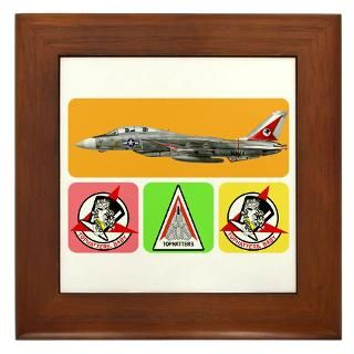14 Tomcat Framed Art Tiles  Buy F 14 Tomcat Framed Tile