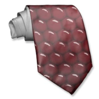 Royal Red Lizard Skin Scales Tie