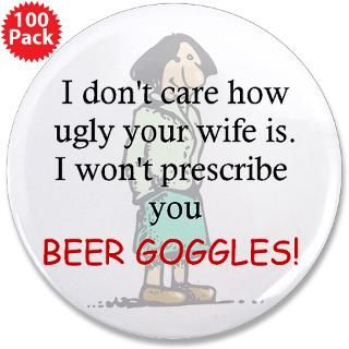 153 99 prescribe beer goggle rectangle magnet 10 pack $ 22 99