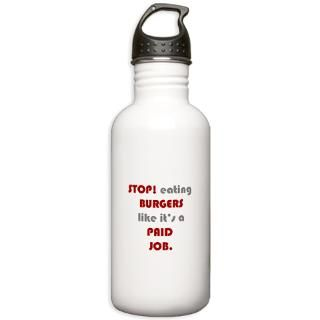 Steve Jobs Water Bottles  Custom Steve Jobs SIGGs