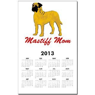 2013 English Mastiff Calendar  Buy 2013 English Mastiff Calendars