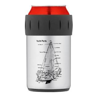Gifts  Kitchen and Entertaining    Yacht Parts Thermos can cooler