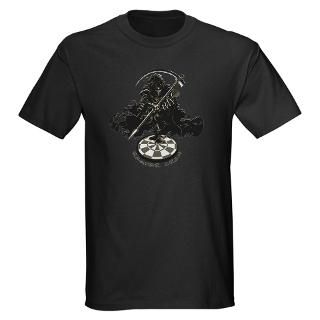 Reaper Crew Dark T Shirt Front/Back Print
