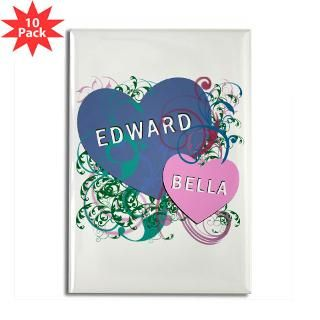 Twilight Valentines Candy Hearts Edward Bella  Scarebaby Design