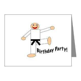 Taekwondo Birthday Party Gifts & Merchandise  Taekwondo Birthday