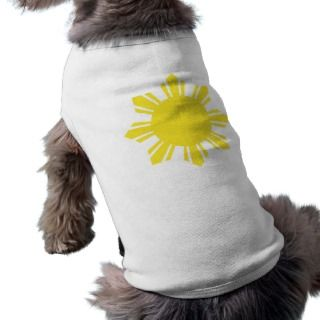 Philippines Pet Clothing, Philippines Dog T Shirts, and Philippines