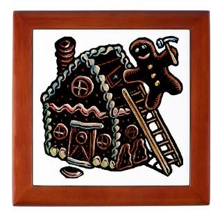 Gingerbread Keepsake Boxes  Gingerbread Memory Box