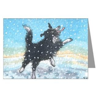 Border Collie Christmas Greeting Cards  Buy Border Collie Christmas