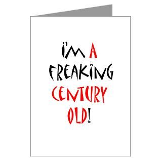100 Years Old Greeting Cards  Buy 100 Years Old Cards