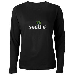 Seattle Long Sleeve Ts  Buy Seattle Long Sleeve T Shirts