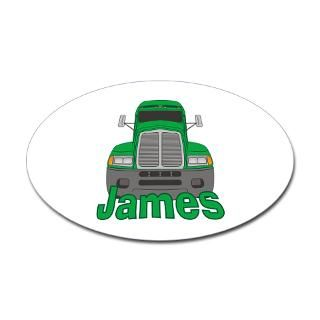 Truckin Stickers  Car Bumper Stickers, Decals