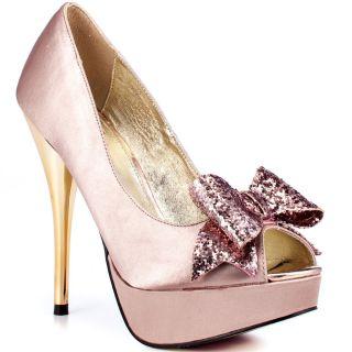 kissy kiss light pink satin luichiny $ 94 99