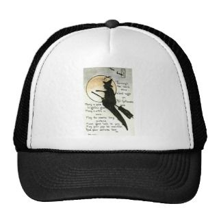 Halloween Witch / Witches Quote / Poem / Spell Hat