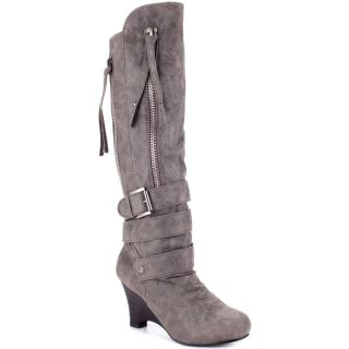 Not Rated Grey Boot