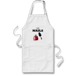 Beauty Salon Aprons, Bibs and Beauty Salon Apron Designs