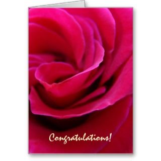 Congratulations! Cards Pin Rose Flower Weddings