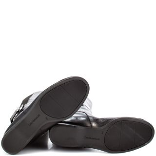 Enzo Angiolinis Black Zareh   Black Leather for 99.99